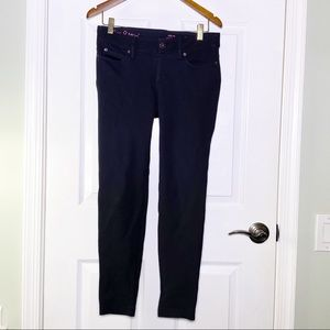Lilly Pulitzer Black Worth Skinny Pants